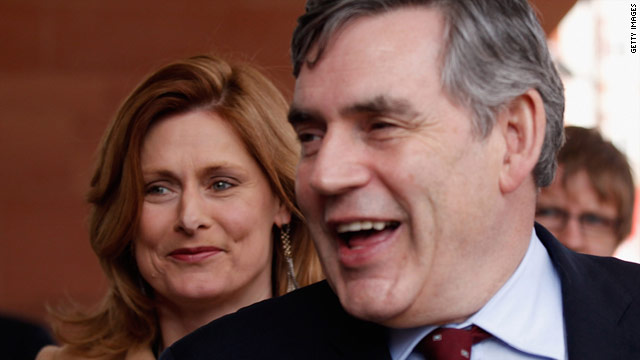 The Gordon Brown revelation comes amid an ever-widening scandal that has affected a number of celebrities.
