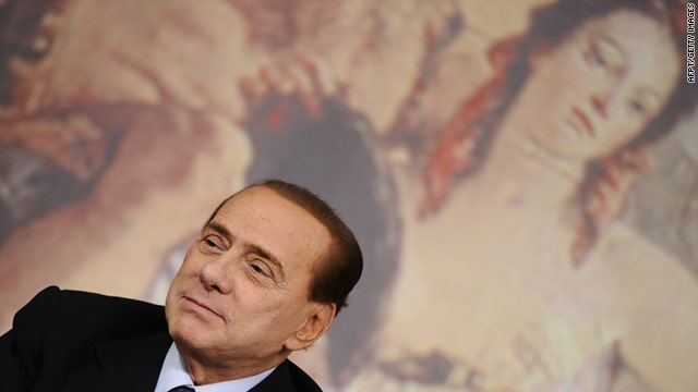 Italian Prime Minister Silvio Berlusconi has characterized accusations that he paid for sex as political mudslinging.