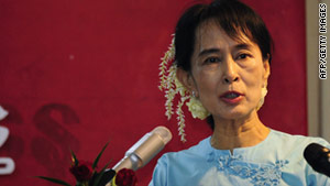 Myanmar must reconnect with world