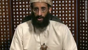A man facing terrorism-related charges is alleged to have corresponded with Anwar al-Awlaki (pictured).