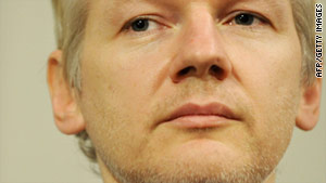 WikiLeaks, founded by Julian Assange, publishes documents alleging corporate and government misconduct.