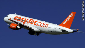 Budget airline EasyJet said an error resulted in pork products being served on a flight from Tel Aviv to London.