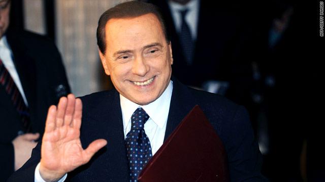 Italian Prime Minister Silvio Berlusconi will attend all hearings in his sex allegations trial.