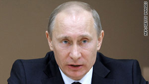 "Putin said Russia ""could easily handle all the expenses related to"" hosting the World Figure Skating Championship."
