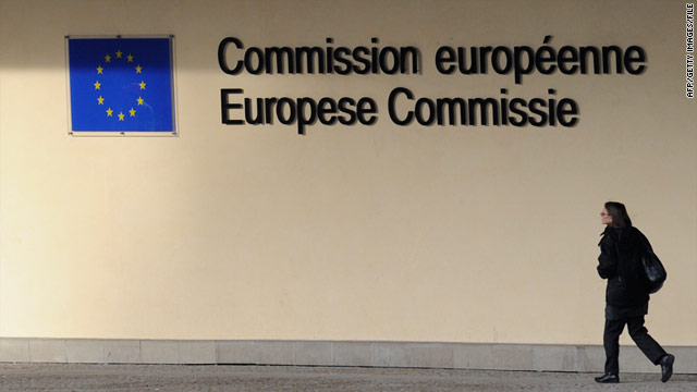 A spokesman in Brussels, Belgium says the cyber attack is targeting the European Union Commission's executive arm.