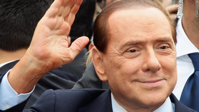 Italian Prime Minister Silvio Berlusconi is facing a court trial over allegations of sex with an underage nightclub dancer.