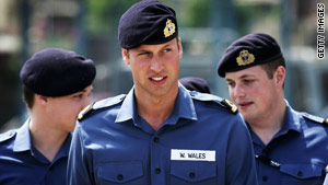 Prince William: Just a 'regular' guy