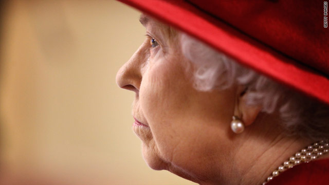 Queen Elizabeth II: Fretting over the seating plan for lunch?