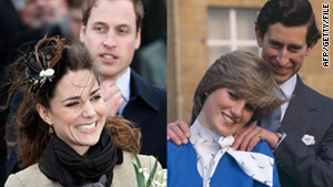 Royal wedding shows Diana's influence lives on
