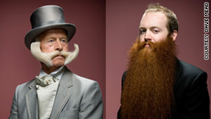 Championship of weird beards