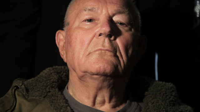 John Demjanjuk was sentenced to five years in jail following his conviction for war crimes, but released pending an appeal.