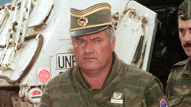 ... suspect Ratko Mladic arrested – CNN Press Room - CNN.com Blogs