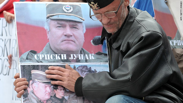 Genocide suspect Ratko Mladic was arrested in Serbia on Thursday, after nearly 16 years in hiding