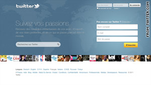 French programs can no longer urge viewers or listeners to follow them on specific sites, such as Twitter.