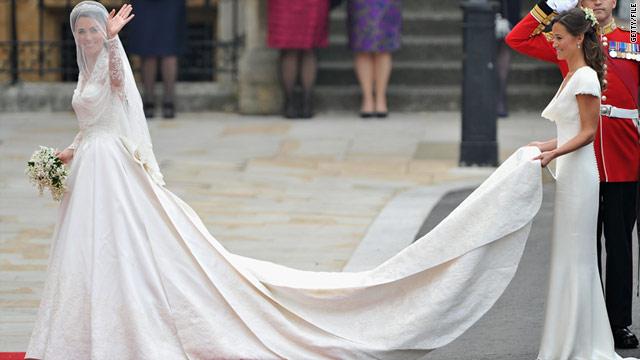 Duchess Of Cambridge Wedding Dress Have New Temporary London Homes