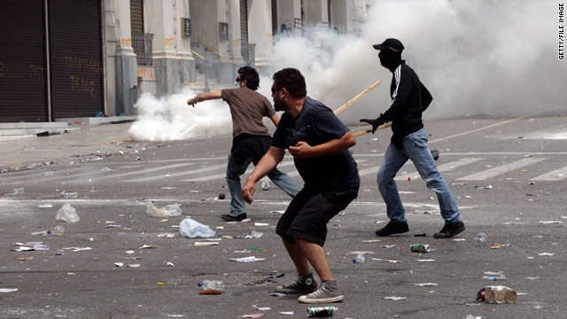 Greece's other crisis: xenophobic violence