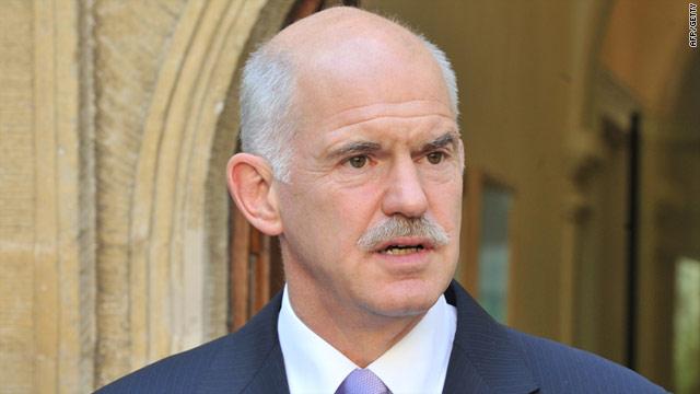 El primer ministro de Grecia reorganiza su gabinete