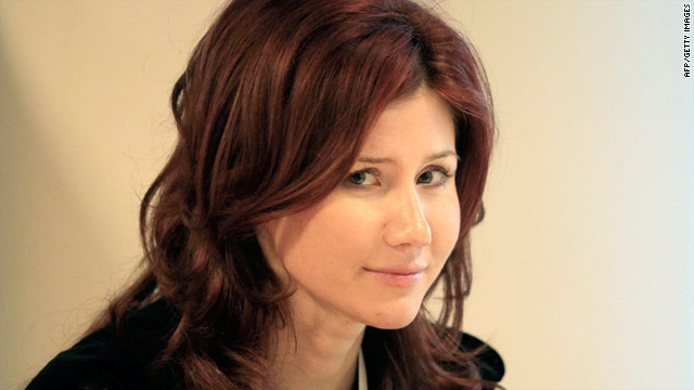 A Russian colonel was convicted of treason for betraying a group of spies in the U.S., including Anna Chapman (pictured above).