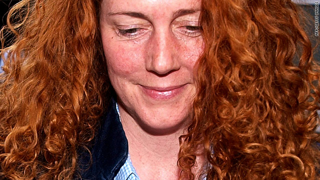 Rebekah Brooks, ex-editor for News of the World, quit as News International chief executive over the hacking scandal.