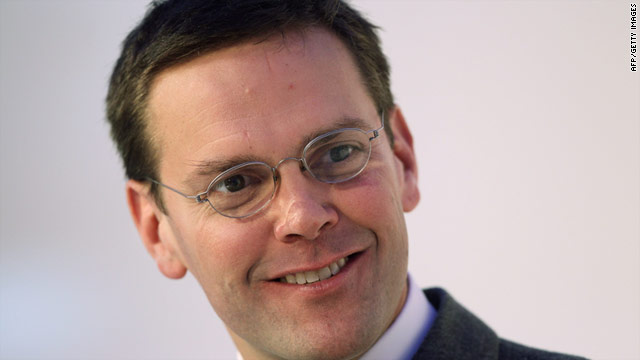 Until the phone hacking scandal, James Murdoch, 38, was widely seen as heir to his father's media empire.