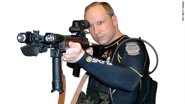Anders Behring Breivik's purported manifesto includes excerpts from a Wikipedia entry about the Knights Templar