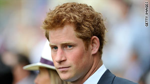 """Prince Harry continues to make waves all over the world,"" says the comic's publisher."
