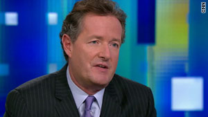 CNN host Piers Morgan worked for News Corp. as editor of the News of the World from 1994 to 1995.
