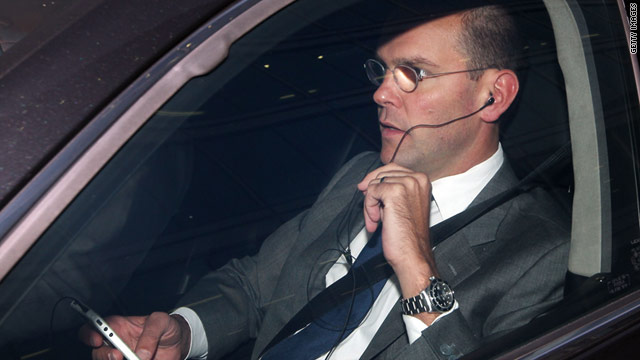A motion to have James Murdoch return to testify in person was voted down by the parliamentary committee.