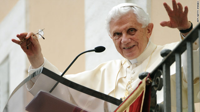 "In his Sunday address, Pope Benedict XVI called on Syrian authorities to recognize its citizens' ""legitimate aspirations""."