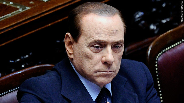Berlusconi has joked about how unlikely it is that a man his age would be capable of the sexual feats some have claimed.