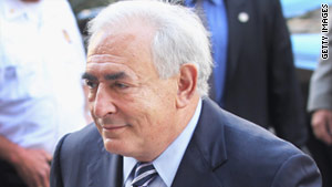 Before his arrest, Dominique Strauss-Kahn was considered a front-runner to enter the race for president of France.