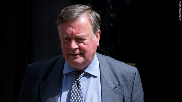 Justice Secretary Kenneth Clarke has announced he will allow television cameras into courts for the first time.
