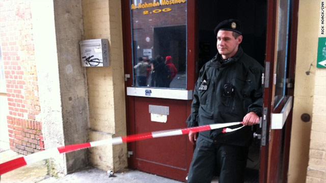 La policía de Alemania arresta a dos sospechosos de planear un atentado