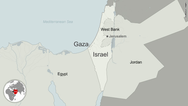 """Israel says its military targeted a """"terror-activity center"""" in northern Gaza and a """"weapons manufacturing facility"""" in central Gaza."""
