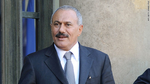 Yemen's president, Ali Abdullah Saleh, has been in office for 32 years and was last re-elected in 2006.