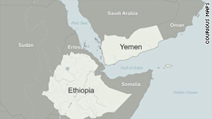 Yemen is a common destination for African migrants fleeing economic hardship and war.