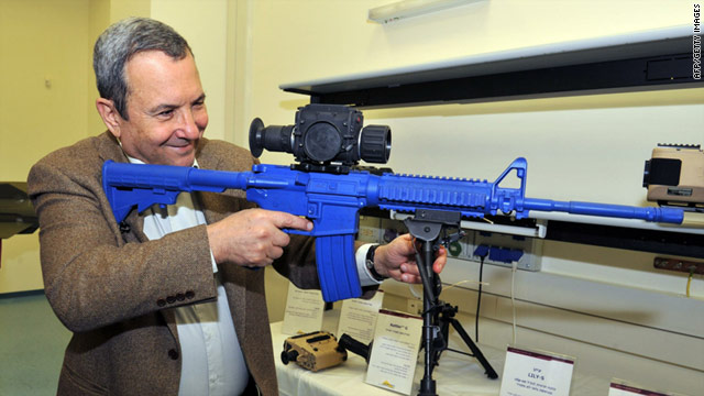 Ehud Barak, in this file picture dated December 27, 2010, plans to form his own independent faction.
