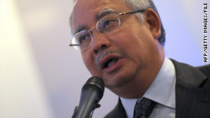 A Saudi investigation into Najib Razak's election revealed that millions of dollars are being funneled to Islamists abroad.