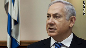 With Egypt in turmoil, Prime Minister Benjamin Netanyahu says the Israeli-Egyptian relationship hangs in the balance.