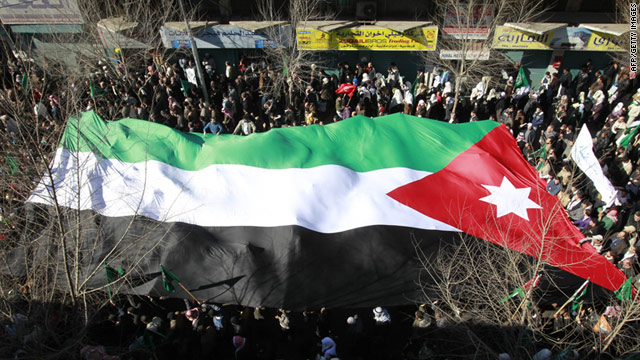 Thousands have gathered in recent weeks to demand economic and political reforms in Jordan.