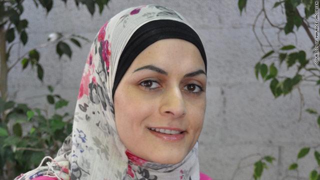 Laila El-Haddad, author of Gaza Mom, has been blogging since 2004.