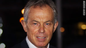 "Tony Blair warns against letting ""religious autocracy"" take hold in Egypt."