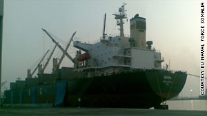 The Maltese-flagged MV Sinin likely became the second ship in a week to be hijacked in the northern Arabian Sea.