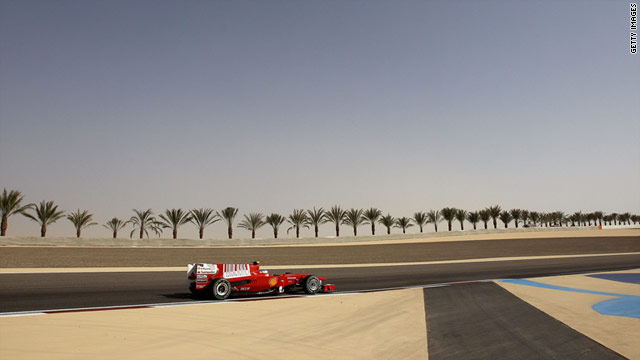 Bahrain was the first Middle Eastern country to land a Formula One Grand Prix race, in 2004.