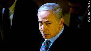 Israeli Prime Minister Benjamin Netanyahu on Sunday criticized Iran's plans to send naval ships through the Suez Canal.