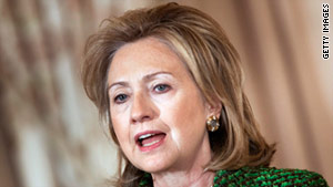 """Iranian hackers warned Voice of America and Secretary of State Hillary Clinton to """"stop intervening in Muslim countries."""""""