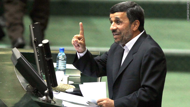 President Ahmadinejad has advised Middle East leaders to let their peoples express their opinions.