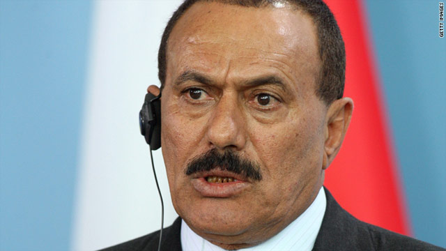 "Yemeni President Ali Abdullah Saleh said he agreed to the opposition demands to stop ""future bloodshed"" in Yemen."