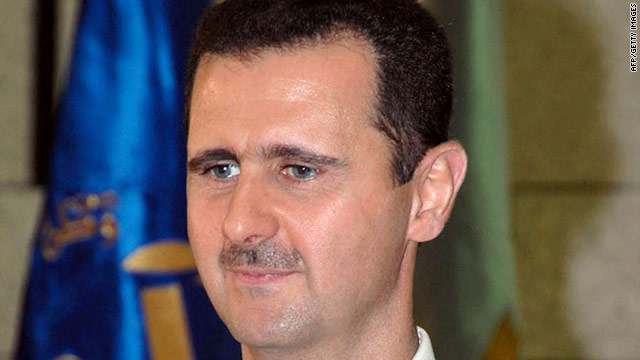 Bashar al-Assad took the reigns of power in Syria when he was 37. His original ambition was in the field of medicine.