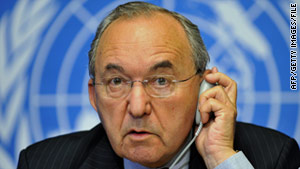 Richard Goldstone recently reconsidered key conclusions of the U.N. report on the Gaza war which bears his name.